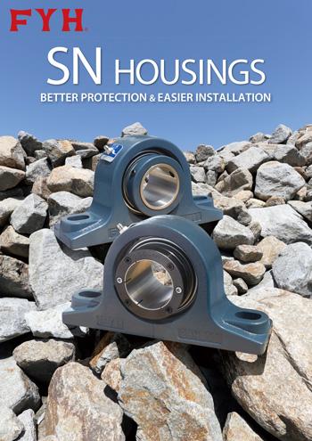 SN HOUSINGS 宣传手册 | FYH株式会社
