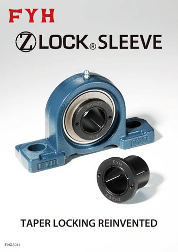 Z-LOCK SLEEVE 宣传手册 | FYH株式会社