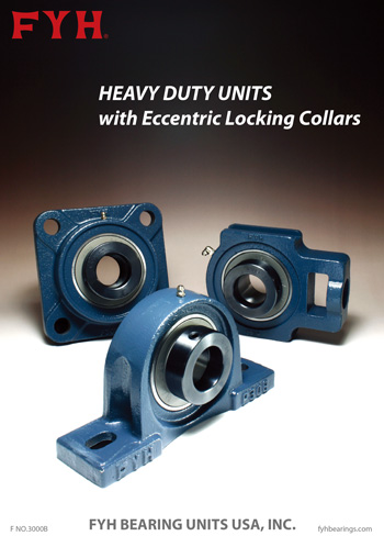Heavy Duty Units(NAP3&NA3) 宣传手册 | FYH株式会社