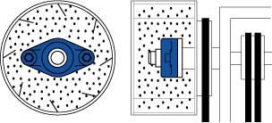 润滑脂返流式密封圈-2 | FYH株式会社 系列特点