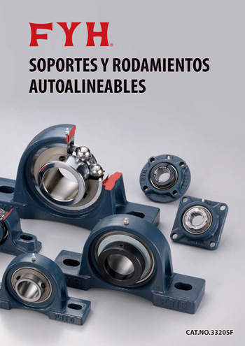 MOUNTED BEARING UNITS Spanish Version catalog image | FYH INC.