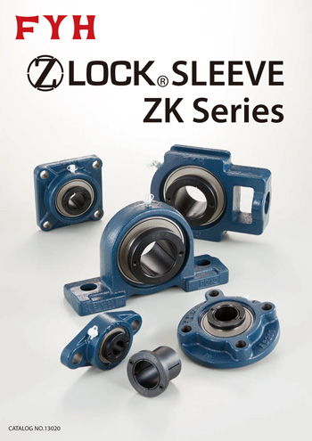 ZK series catalog image | FYH INC.