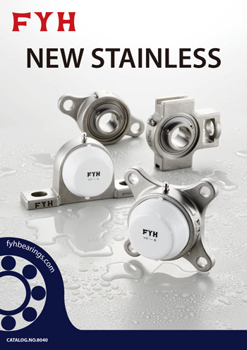 NEW STAINLESS catalog image | FYH INC.