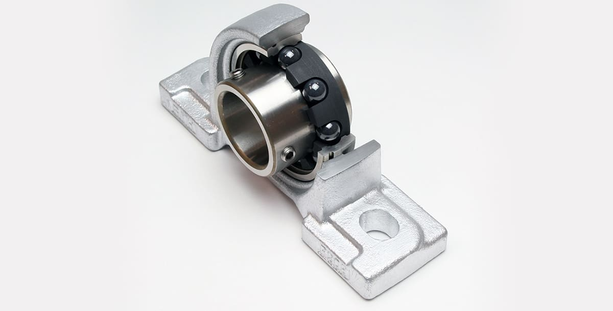 Ceramic bearing series01 | FYH INC. Features