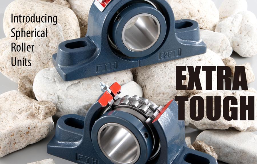 Spherical roller bearing series03   FYH INC. Features