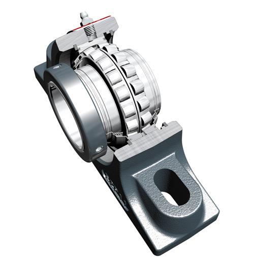 Spherical roller bearing series02   FYH INC. Features