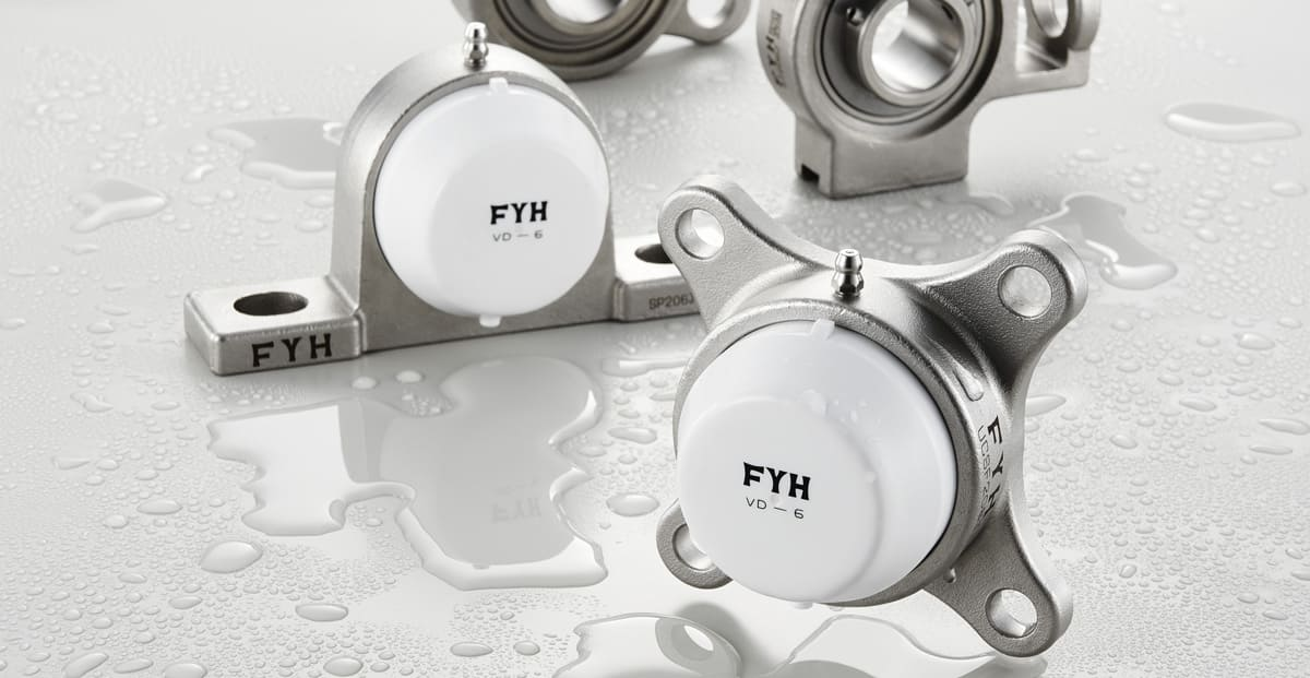 Stainless steel series01 | FYH INC. Features