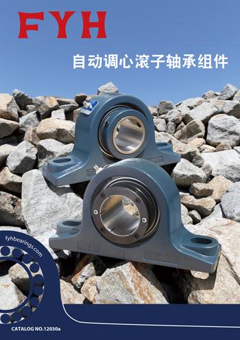 自动调心滚子轴承组件 カタログイメージ | FYH株式会社
