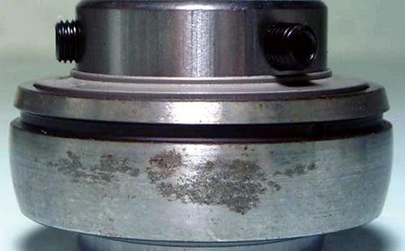 写真4-1 - 3.3.1 湿分腐食