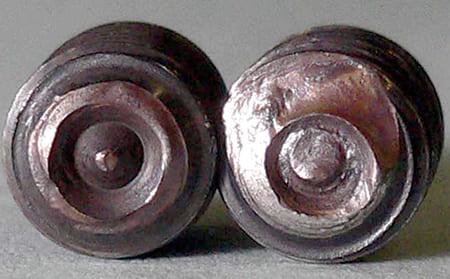 写真5-4 - 3.3.2 摩擦腐食(フレッチングコロージョン)(フレッチングさび)