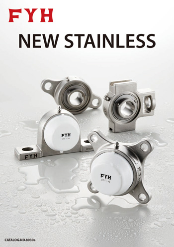 NEW STAINLESS カタログイメージ | FYH株式会社